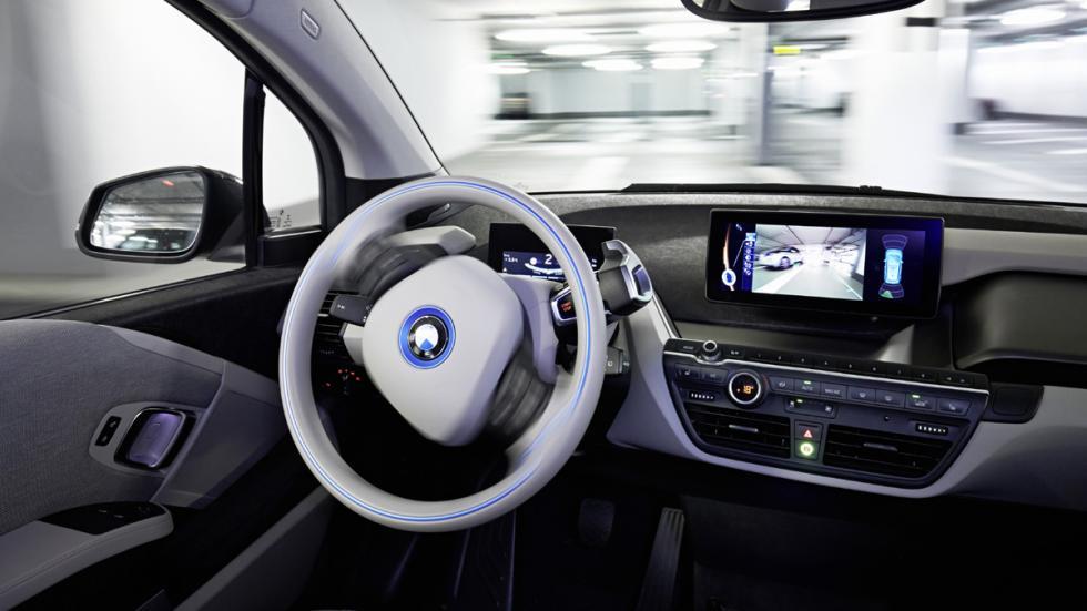 BMW i3 CES 2015 interior