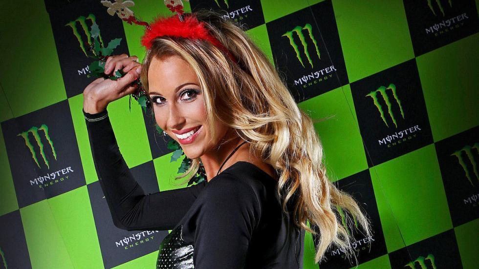 Chicas Monster Navidad 2