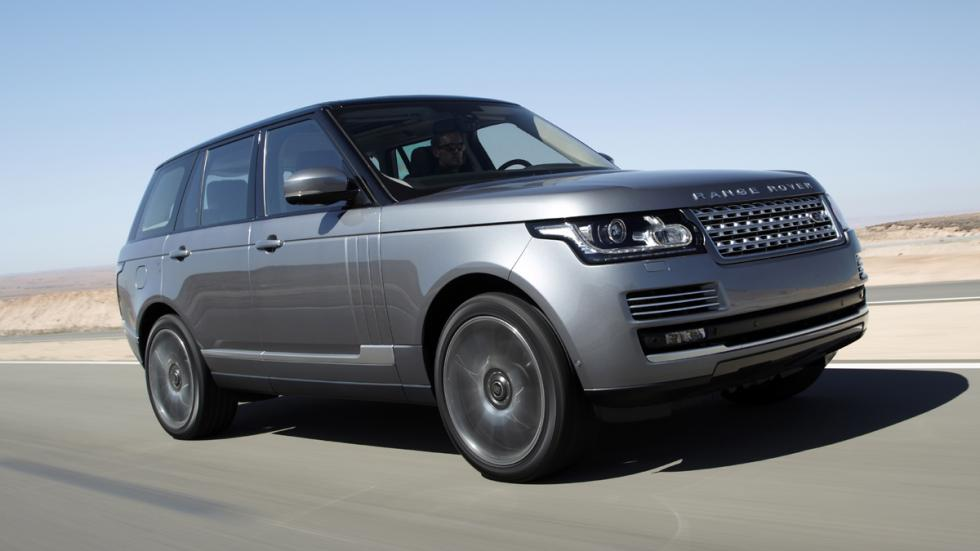 coches Gordo Lotería Range Rover