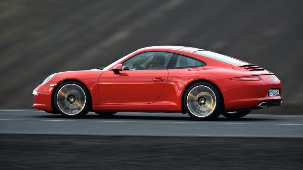 coches Gordo Lotería Porsche 911