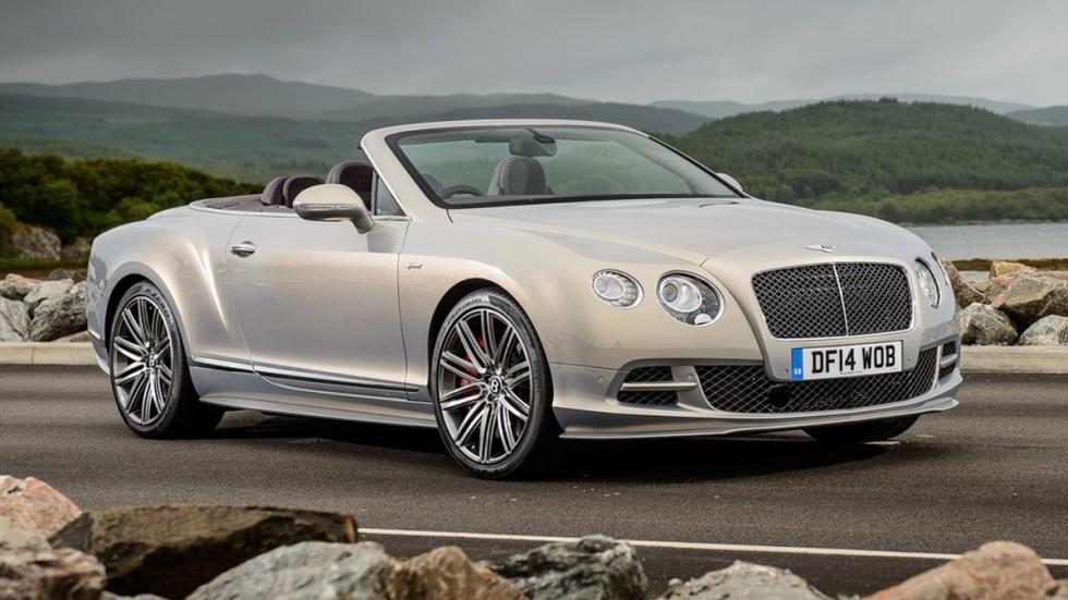 superdeportivos comprarte El Gordo Bentley Continental GT Convertible Speed