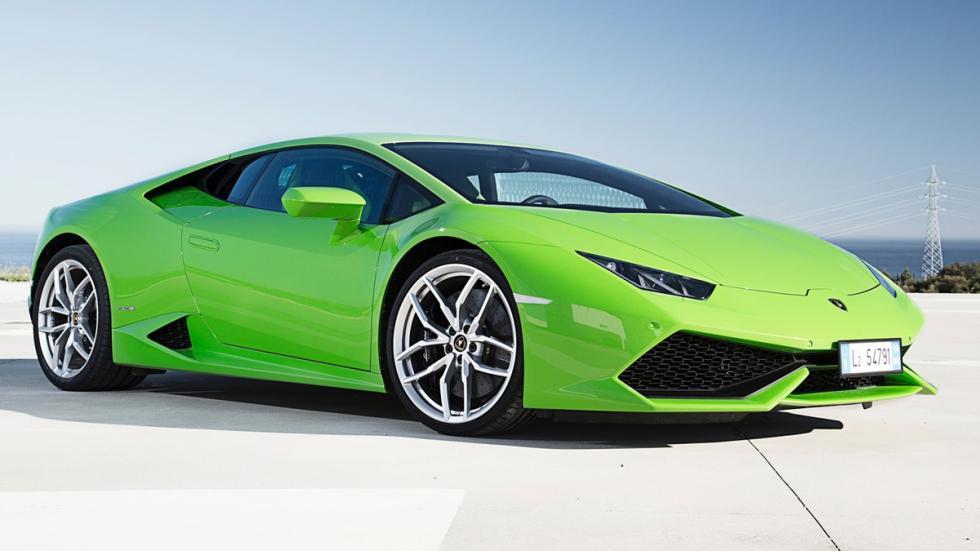 superdeportivos comprarte El Gordo Lamborghini Huracán