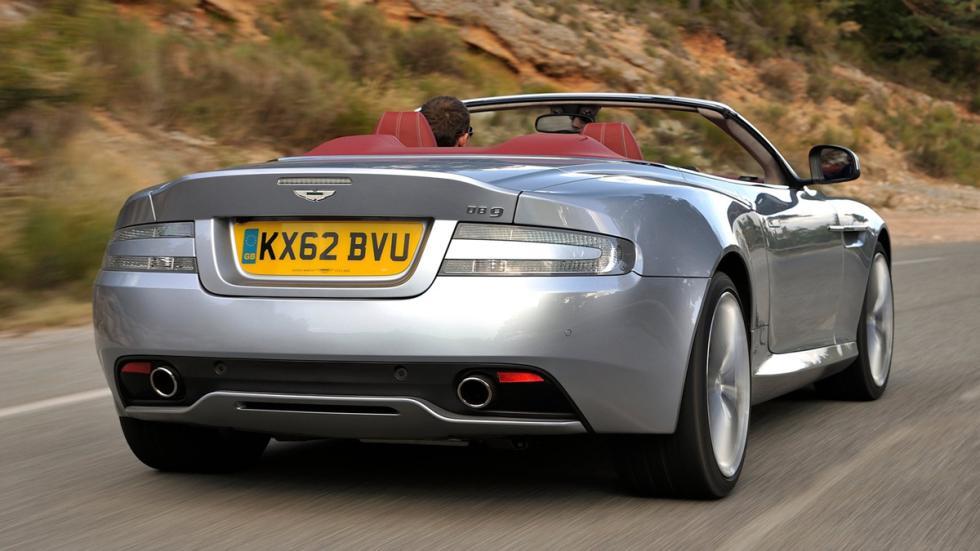 superdeportivos comprarte El Gordo Aston Martin DB9 Volante