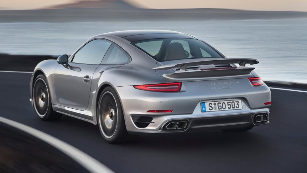 superdeportivos comprarte El Gordo Porsche 911 Turbo S