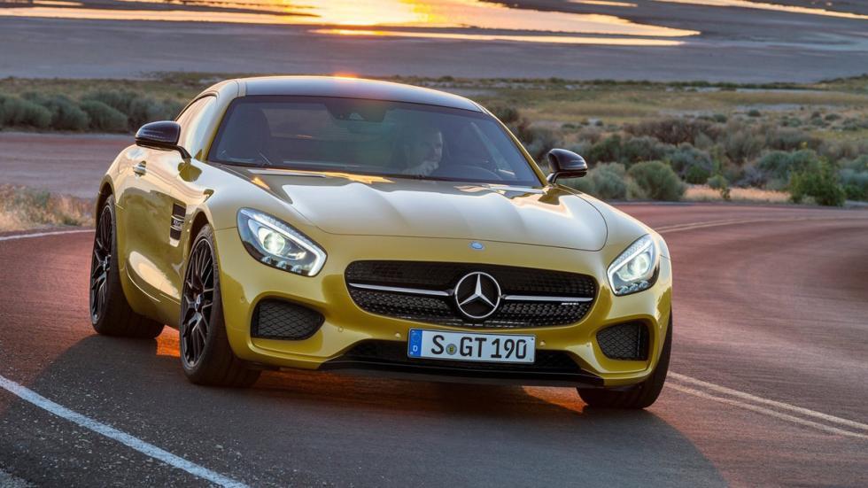 superdeportivos comprarte El Gordo Mercedes-AMG GT S