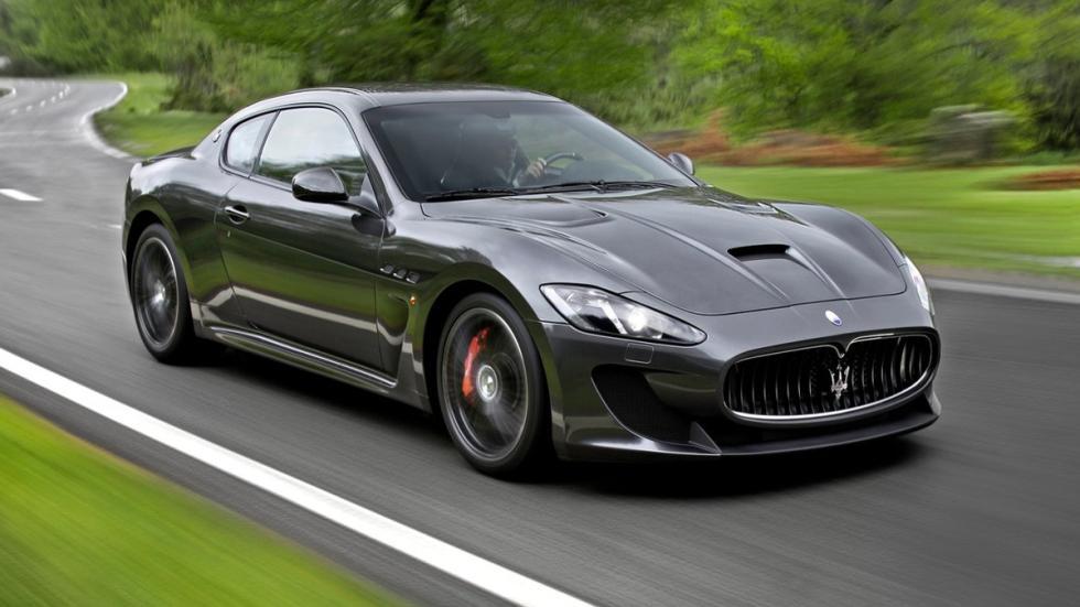 superdeportivos comprarte El Gordo Maserati GranTurismo MC Stradale