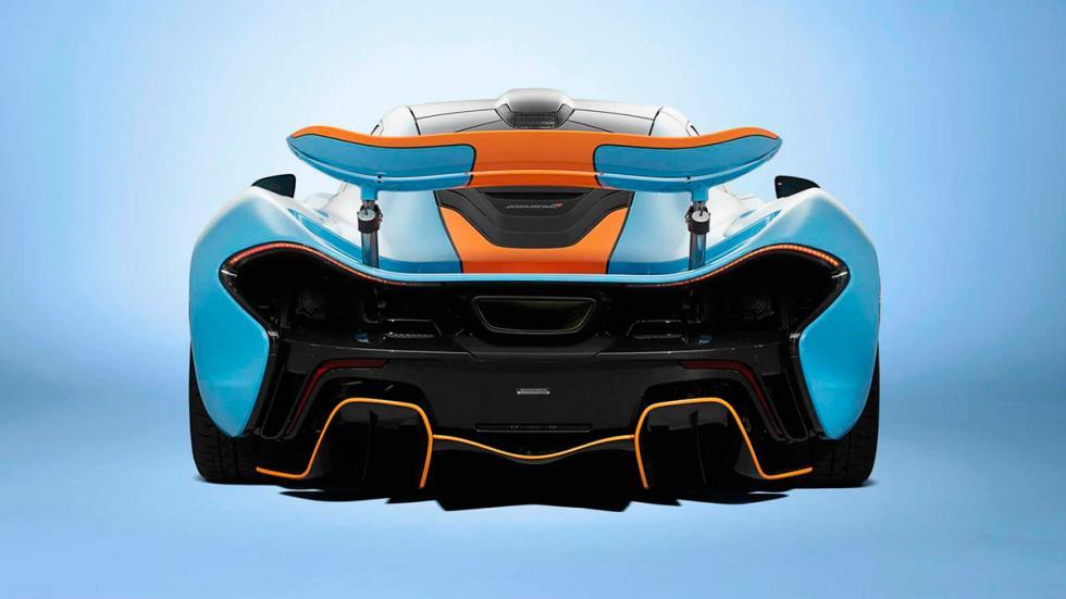 McLaren P1 Miles Nadal - escape