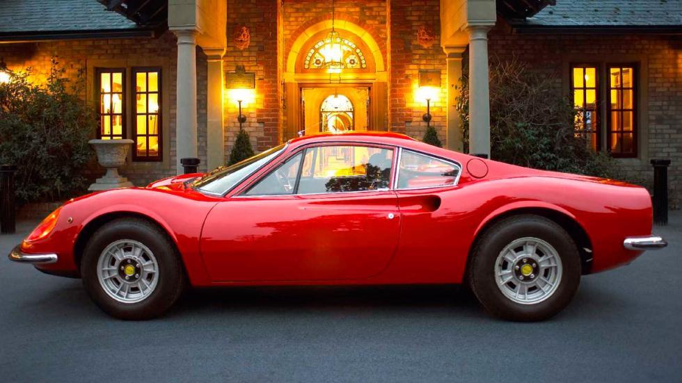 Ferrari Dino lateral