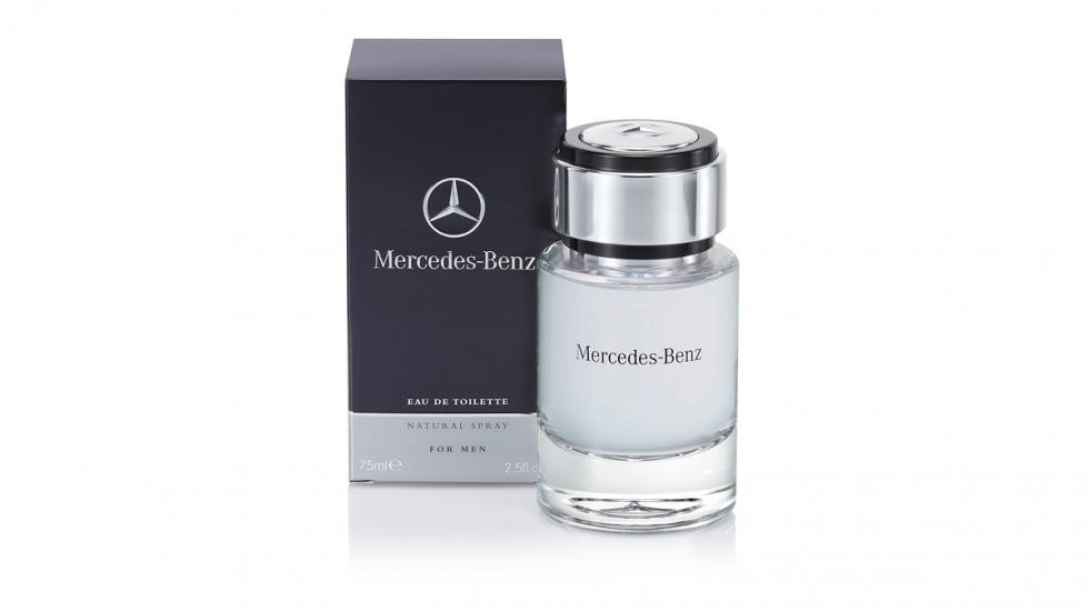 Fragancia Mercedes-Benz