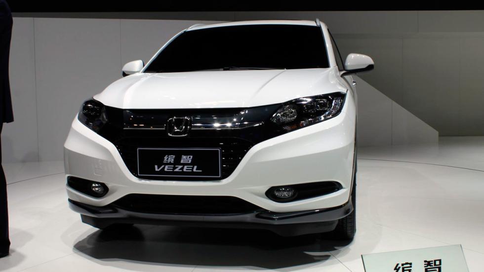 Honda Vezel delantera