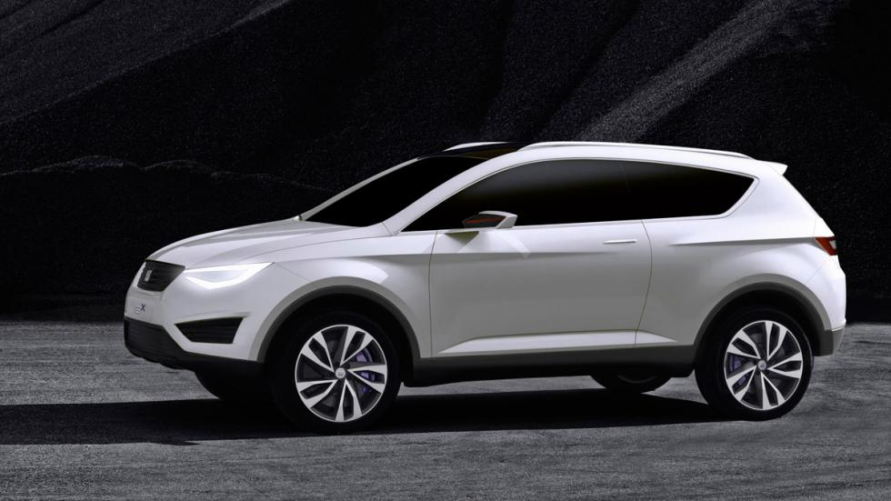 Seat SUV lateral