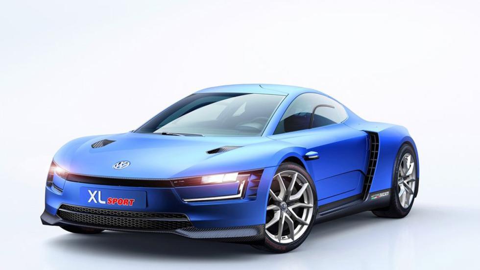 Volkswagen XL Sport delantera