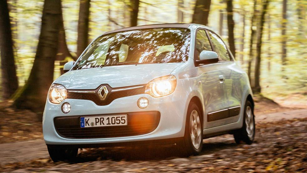 Renault Twingo frontal
