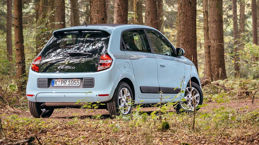 Renault Twingo zaga