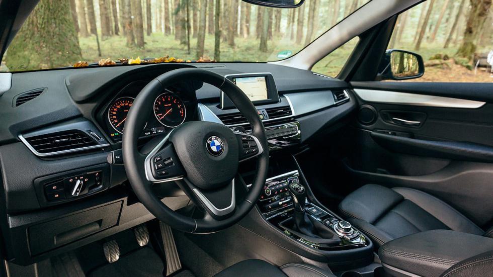 BMW Serie 2 Active Tourer volante