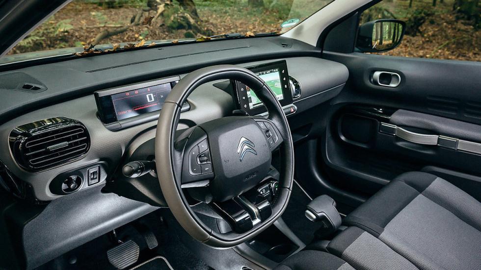 Citroën C4 Cactus volante