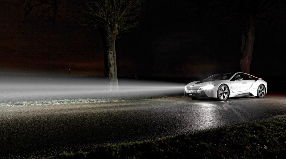 Láser del BMW i8