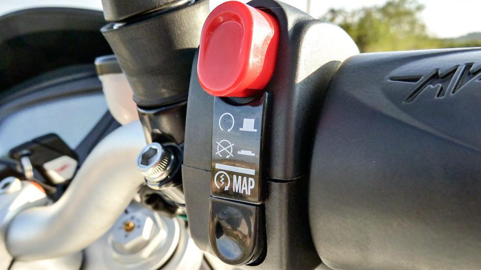 MV Agusta Brutale 800 botones 1