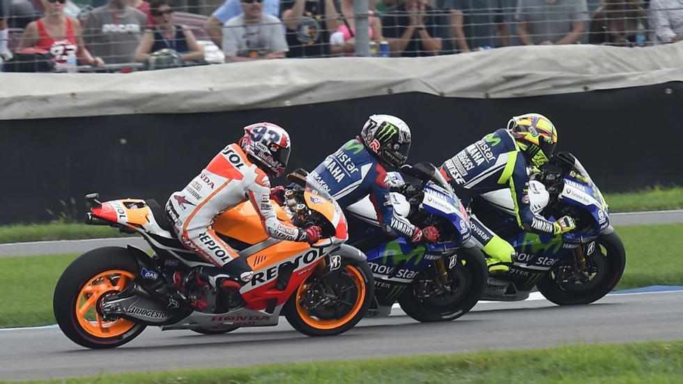 Mejores momentos de Marc Márquez en MotoGP 2014