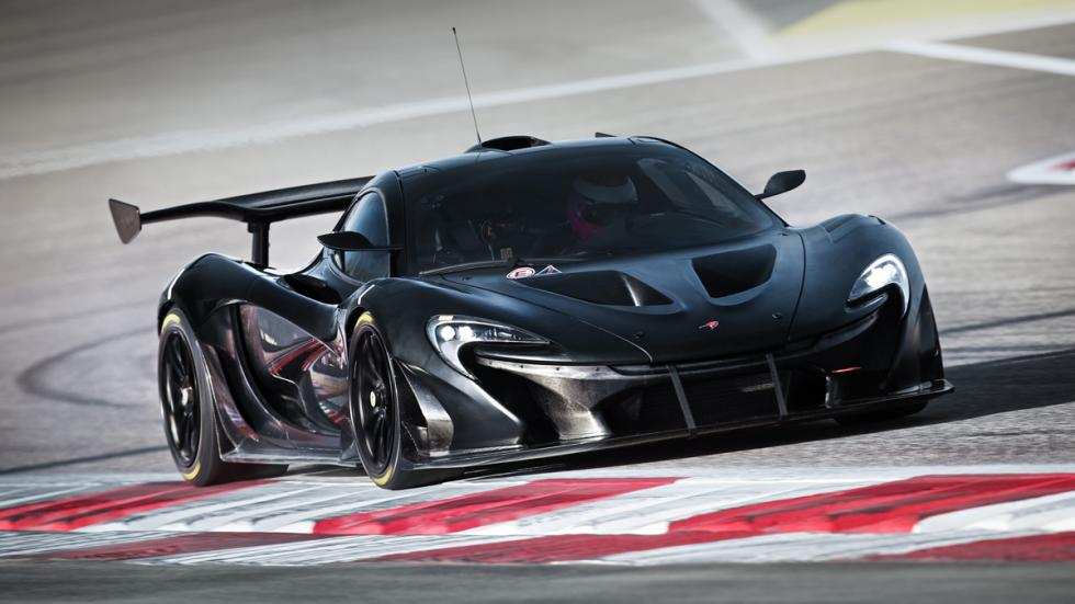 deportivos radicales 2014 McLaren P1 GTR
