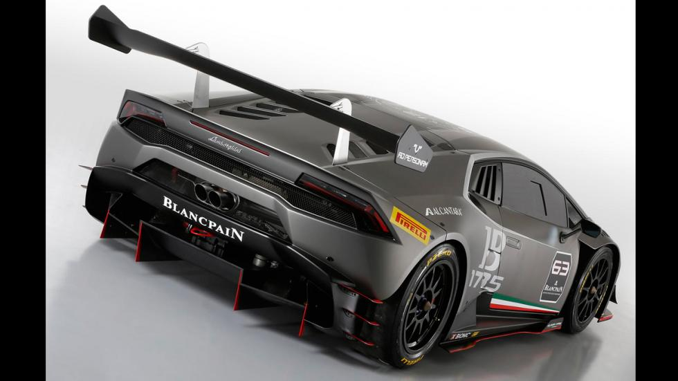 deportivos radicales 2014 Lamborghini Huracan Super Trofeo zaga