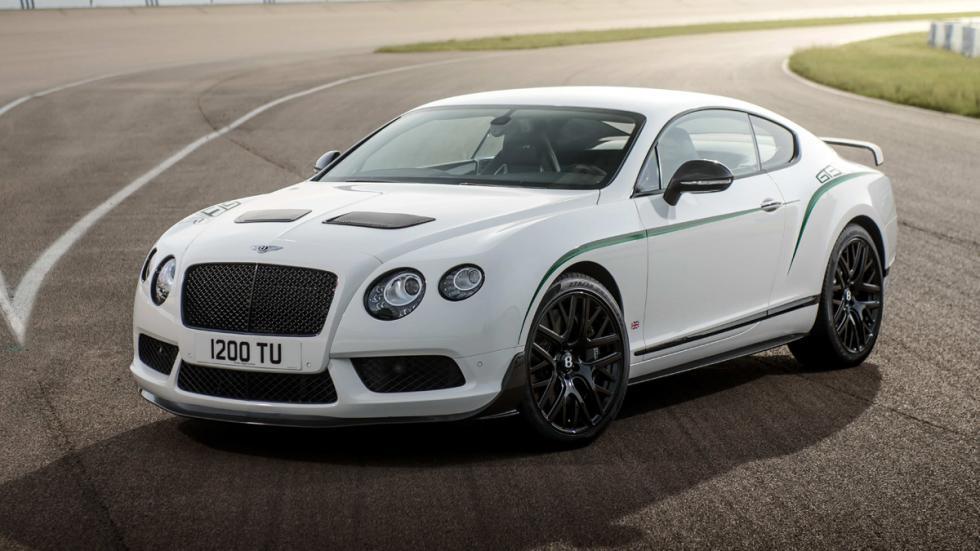 deportivos radicales 2014 Bentley Continental GT3-R