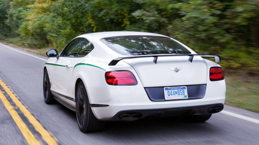 deportivos radicales 2014 Bentley Continental GT3-R zaga