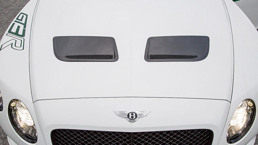 Bentley GTR-3 detalle