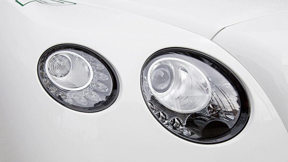Bentley GTR-3 detalle faros