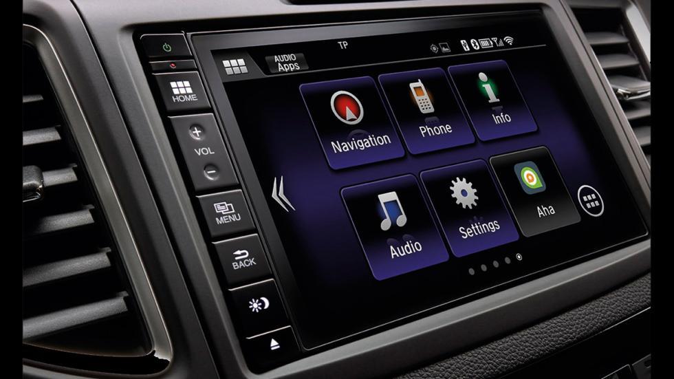Honda CR-V 2015 -
