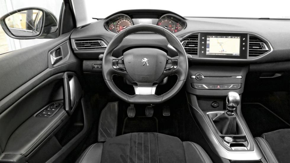 Peugeot 308 cuadro diesel