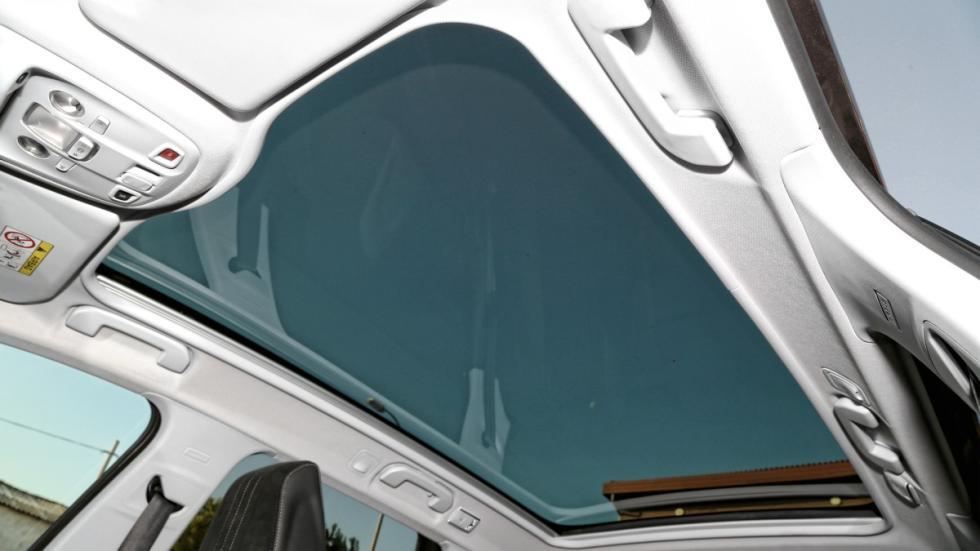 Peugeot 308 techo cristal