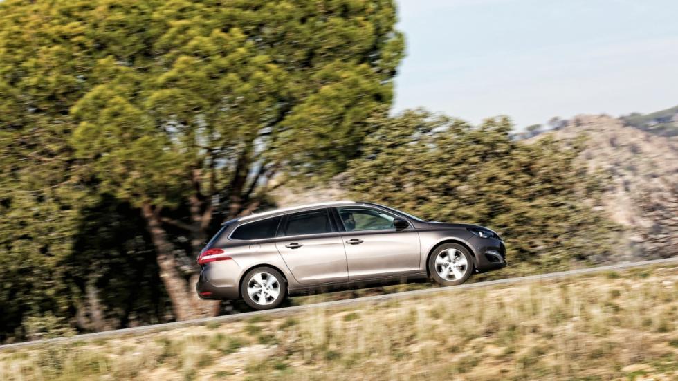 Peugeot 308 barrido diesel