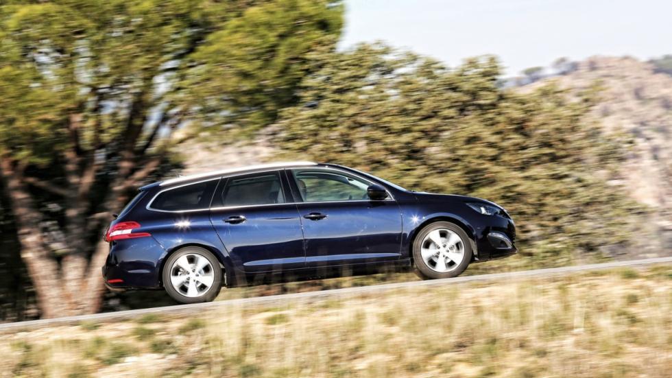 Peugeot 308 barrido gasolina