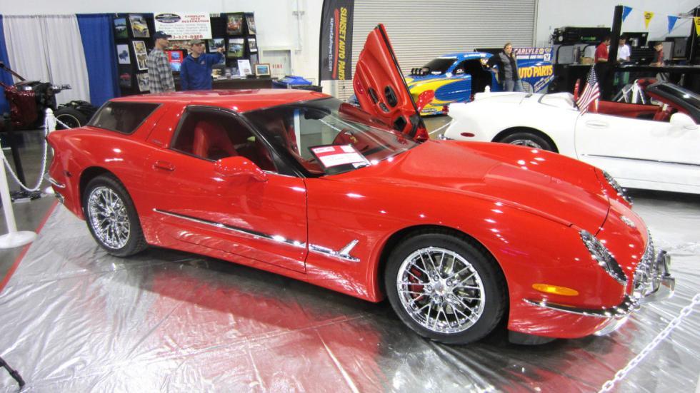 Corvette Nomad Wagon