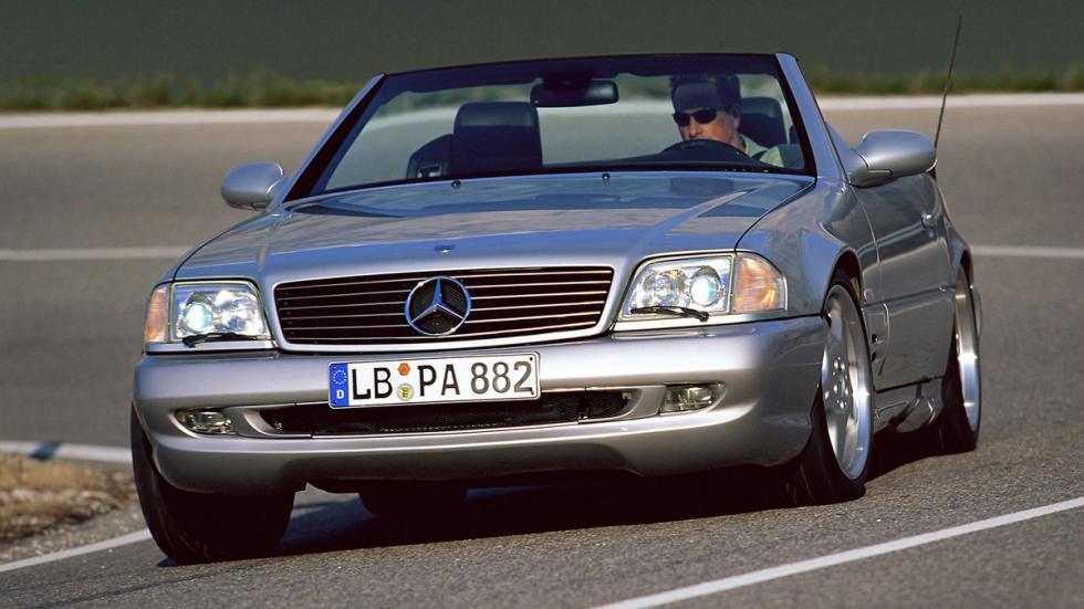 comprar coches antes revaloricen Mercedes SL R129