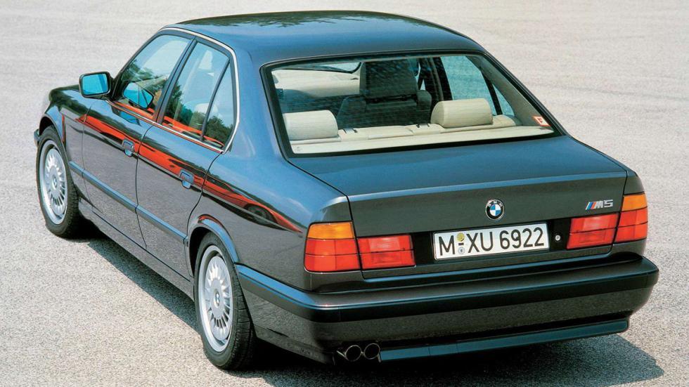 comprar coches antes revaloricen BMW M5 e34 zaga