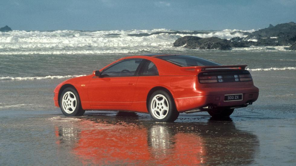 comprar coches antes revaloricen Nissan 300ZX zaga