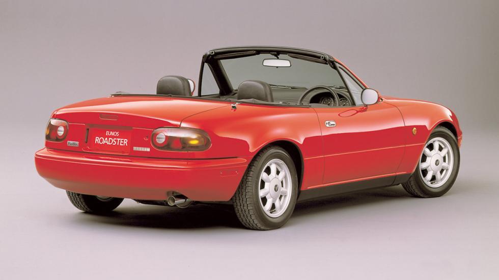 comprar coches antes revaloricen Mazda Miata zaga