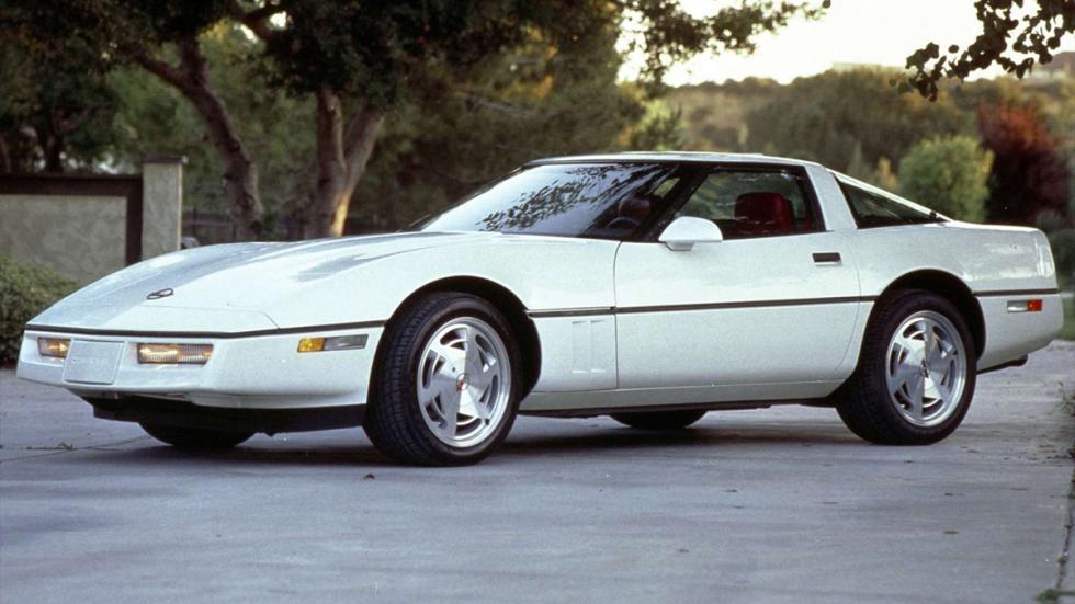 comprar coches antes revaloricen Chevrolet Corvette C4