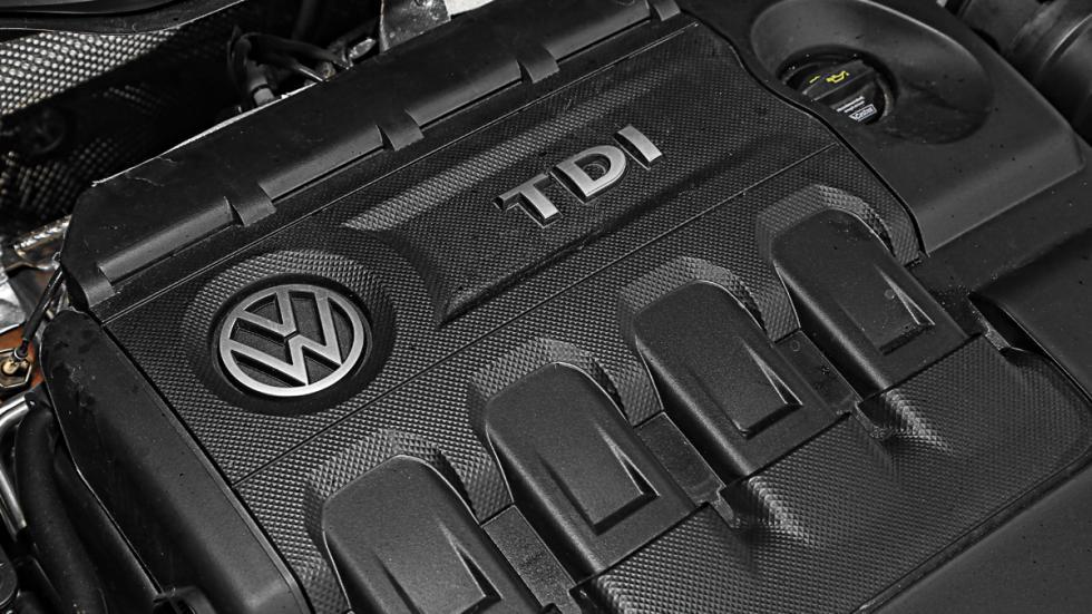volkswagen golf sportsvan 2.0 TDI motor