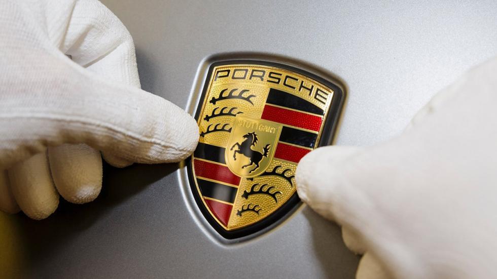 curiosidades Porsche logo