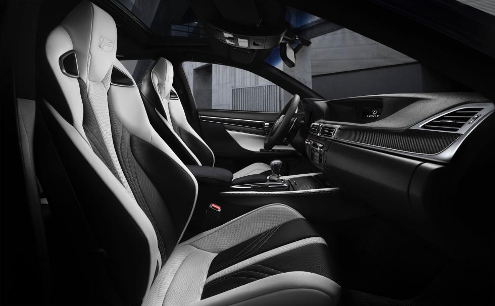 Lexus GS-F 2015 - Interior