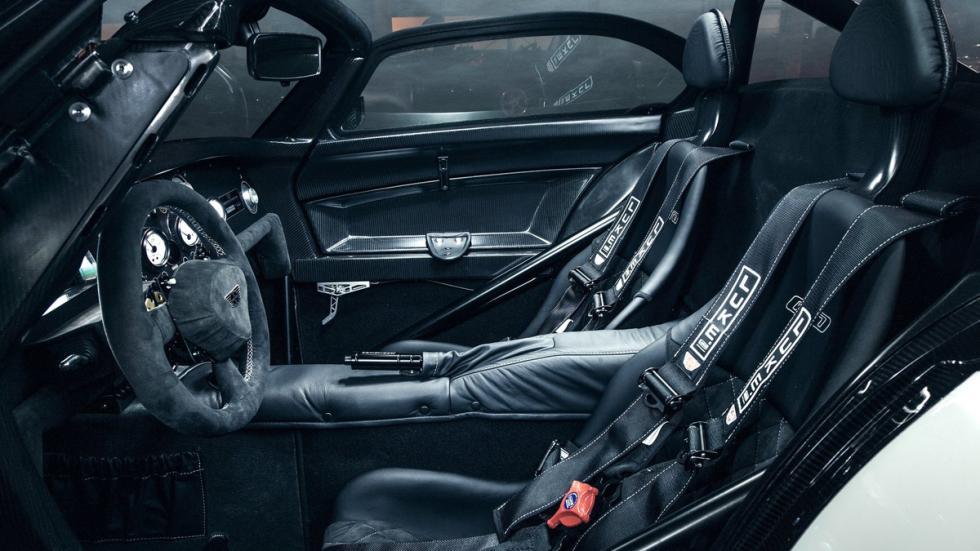 Donkervoort Bilster Berg Edition interior