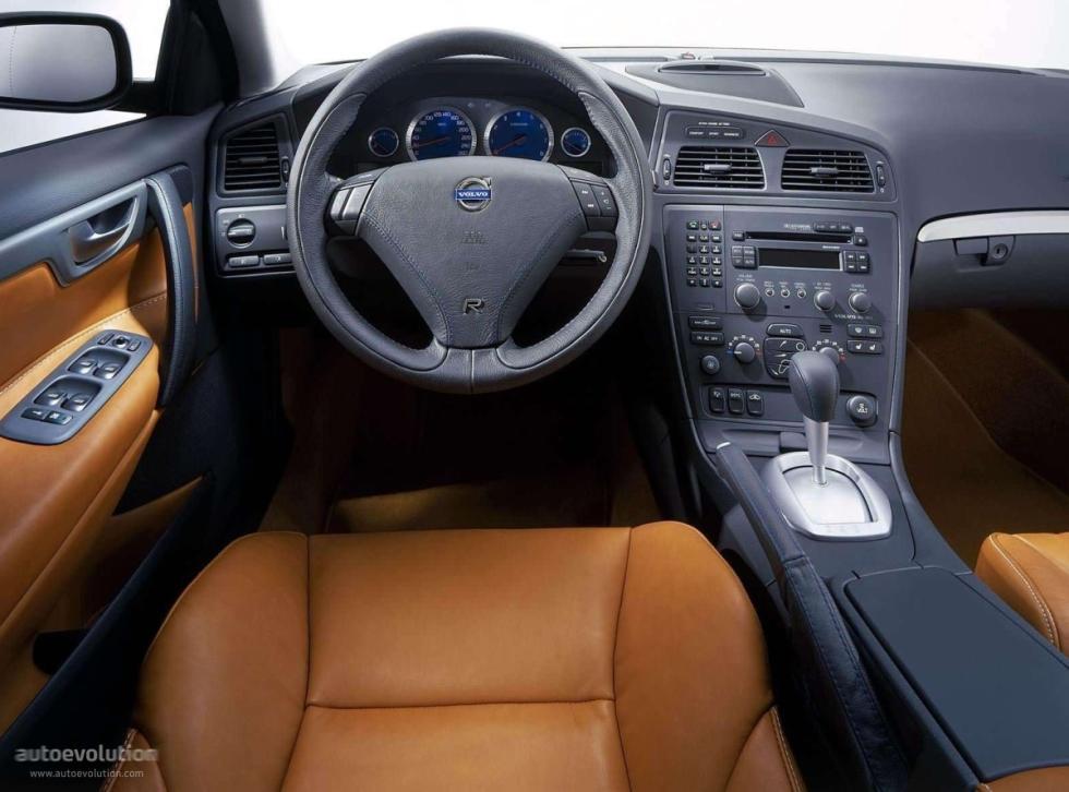 Volvo V70 R - Interior