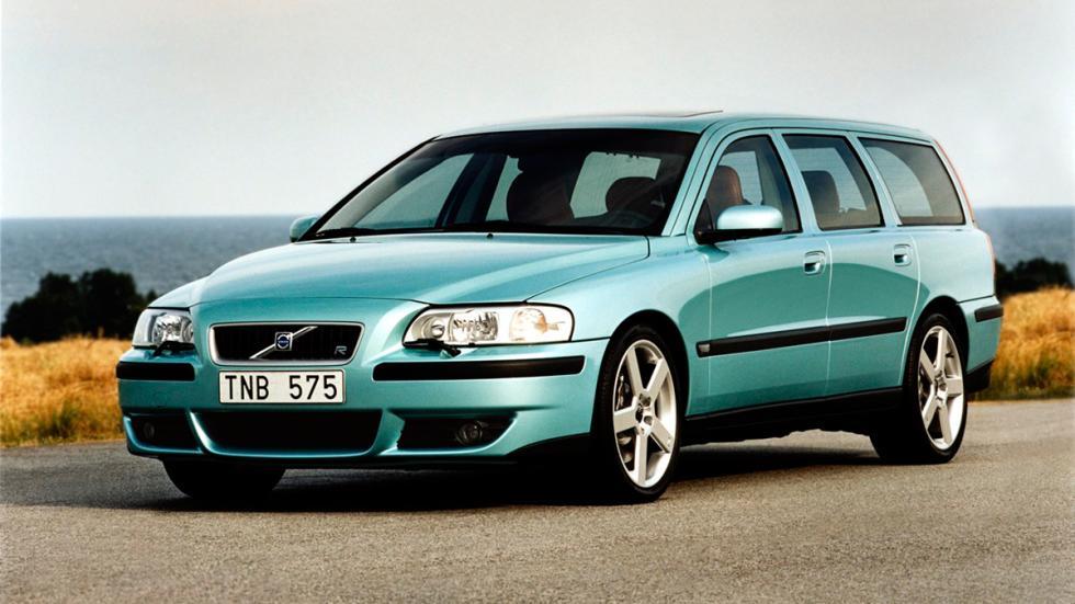 Volvo V70 R - Frontal