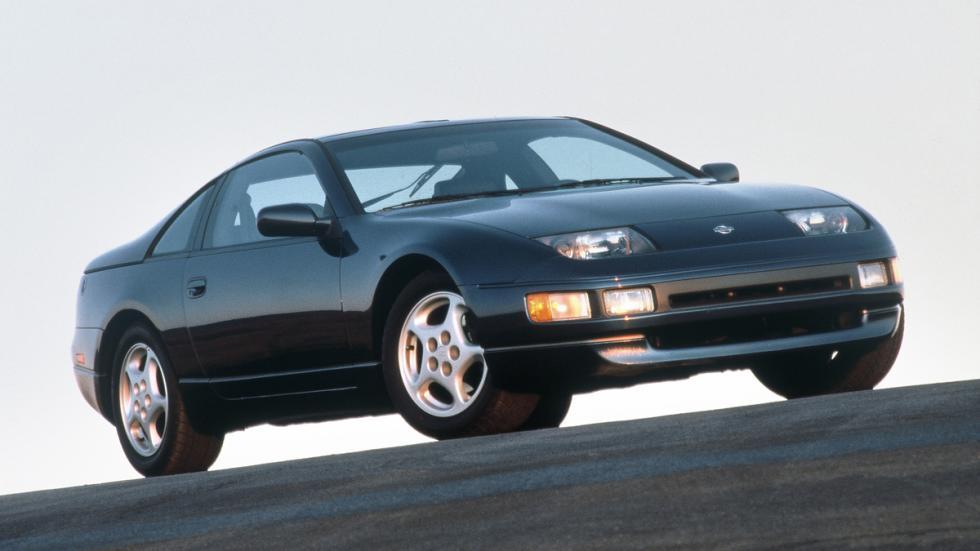 coches 1990 deberías probar Nissan 300ZX