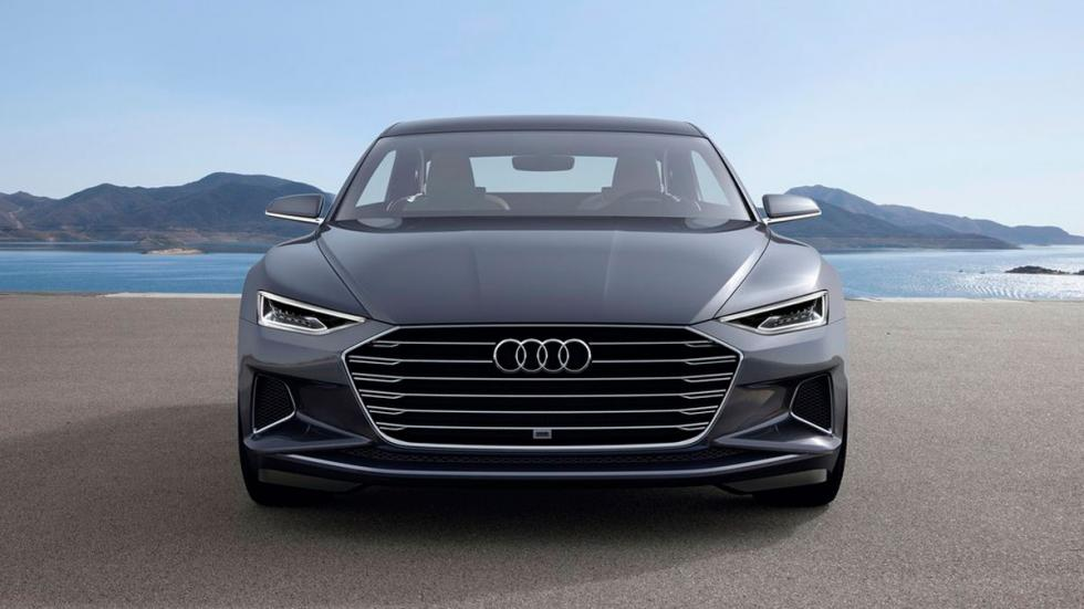 Audi Prologue Piloted Driving Concept frontal