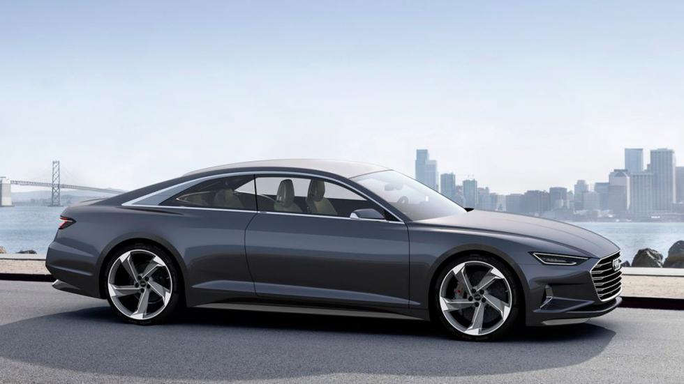 Audi Prologue Piloted Driving Concept perfil