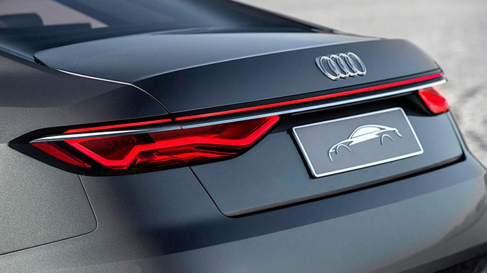 Audi Prologue Piloted Driving Concept faros traseros